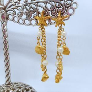 bef66eeba Women's Avon White Gold Earrings on Poshmark